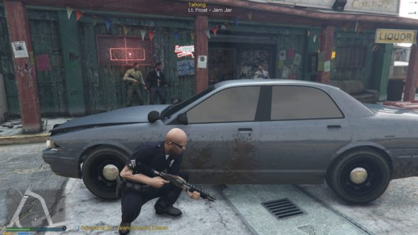 Grand Theft Roleplay